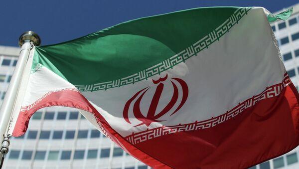 Флаг Ирана. Архивное фото - Sputnik Таджикистан