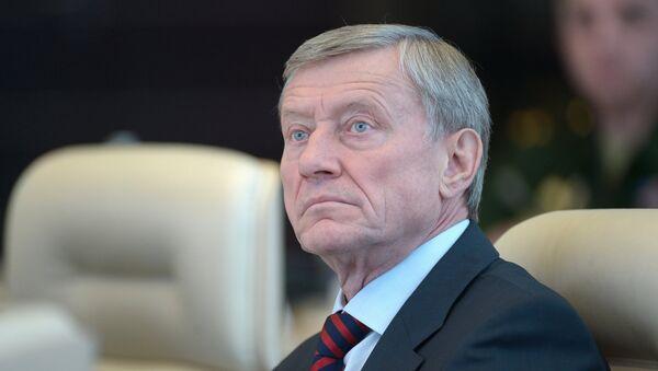 Николай Бордюжа. Архивное фото - Sputnik Таджикистан