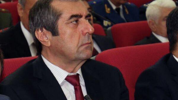 Махмадсаид Убайдуллаев. Архивное фото - Sputnik Таджикистан