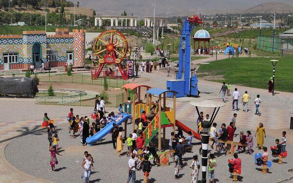 Культурно-развлекательный парк Боги Пойтахт. Архивное фото - Sputnik Таджикистан