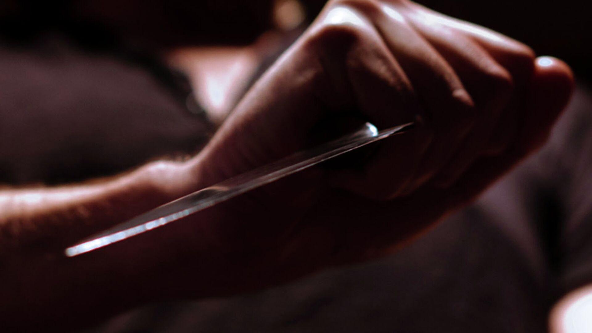 Нож, архивное фото - Sputnik Таджикистан, 1920, 10.09.2021