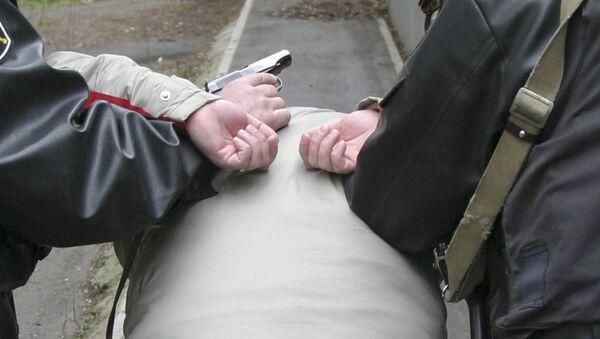Арест. Архивное фото - Sputnik Таджикистан