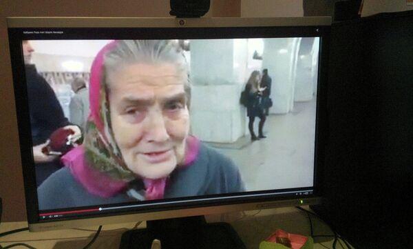 Видеоролик про бабушку Лиду - Sputnik Таджикистан