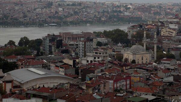 Стамбул. Архивное фото - Sputnik Тоҷикистон