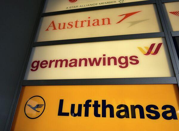 Нишони ширкати Germanwings - Sputnik Тоҷикистон
