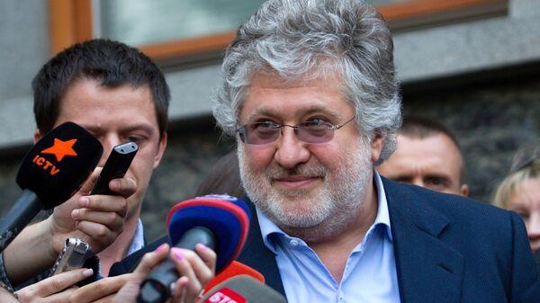 Бывший глава Днепропетровской ОГА Игорь Коломойский. Архивное фото - Sputnik Таджикистан