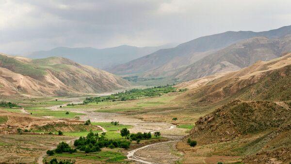 В провинции Кундуз, Афганистан. Архивное фото - Sputnik Таджикистан