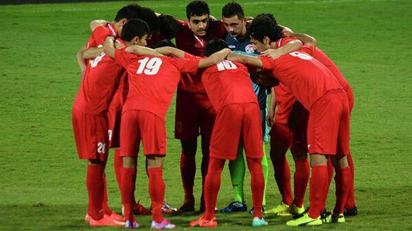 Молодежная сборная Таджикистана по футболу - Sputnik Таджикистан