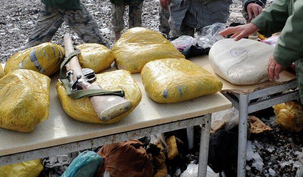 Наркотики. Архивное фото - Sputnik Таджикистан