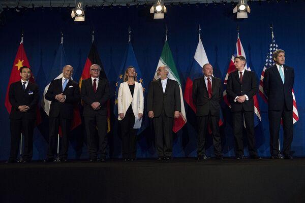Переговоры Тегерана и шестерки в Лозанне - Sputnik Таджикистан
