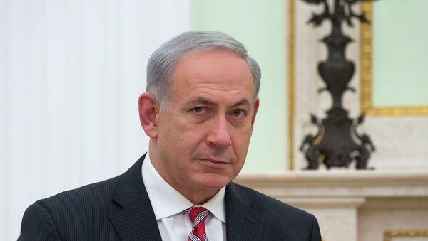 Премьер-министр Израиля Биньямин Нетаньяху, архивное фото - Sputnik Таджикистан