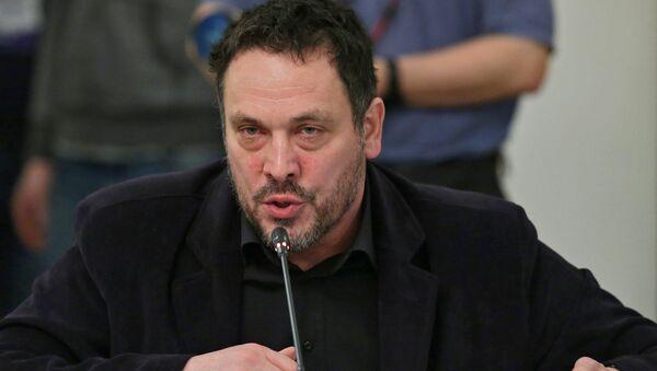 Максим Шевченко. Архивное фото - Sputnik Таджикистан