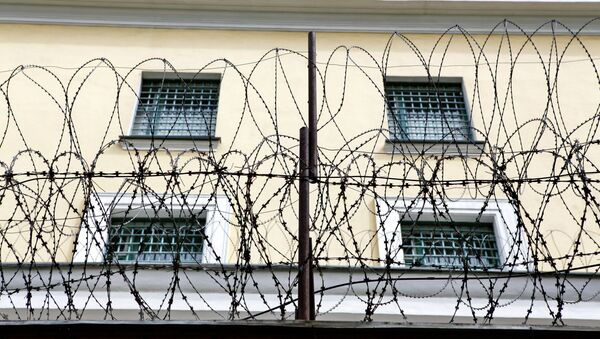 Следственный изолятор №1 (Матросская тишина) в Москве. Архивное фото - Sputnik Таджикистан
