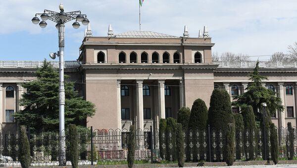 Здание Правительства РТ. Архивное фото - Sputnik Таджикистан