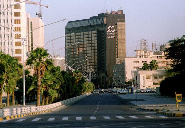 Одна из площадей Эль-Кувейта. Архивное фото - Sputnik Таджикистан