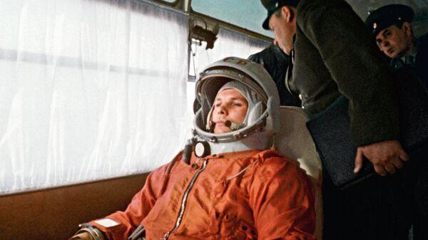 Юрий Гагарин. Акс аз бойгонӣ - Sputnik Тоҷикистон