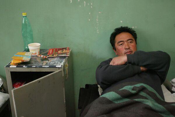 Нелегальные иммигранты. Архивное фото - Sputnik Таджикистан