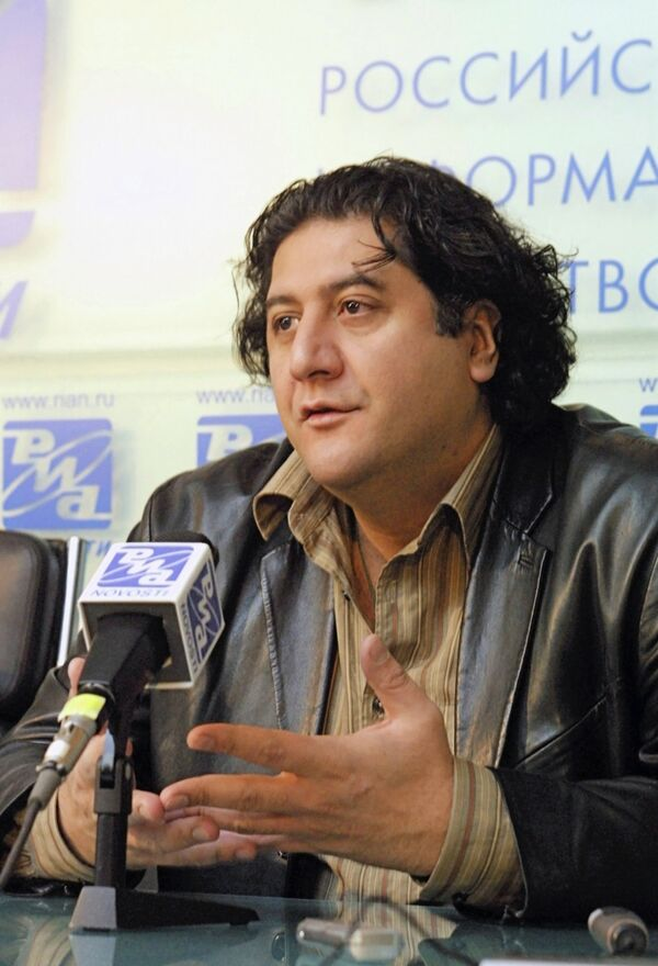 Бахтиёр Худойназаров. Архивное фото - Sputnik Таджикистан