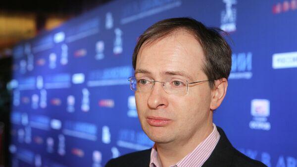 Владимир Мединский. Архивное фото - Sputnik Таджикистан