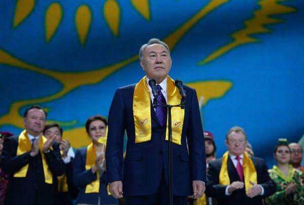 Президентские выборы в Казахстане. Архивное фото - Sputnik Таджикистан