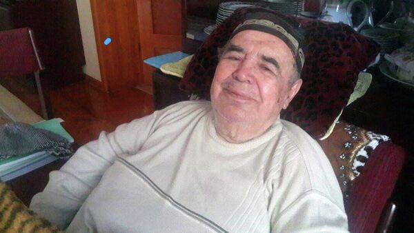 Ветеран Низом Нурджанов - Sputnik Таджикистан