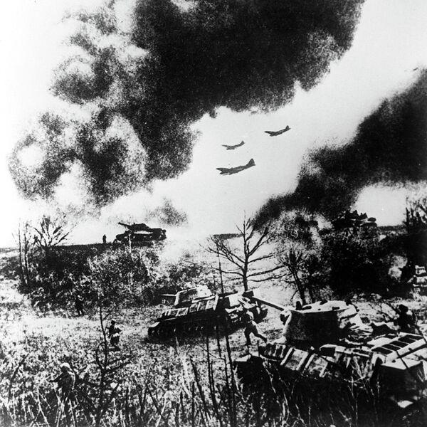 Великая Отечественная война 1941-1945 годов. Архивное фото. - Sputnik Таджикистан