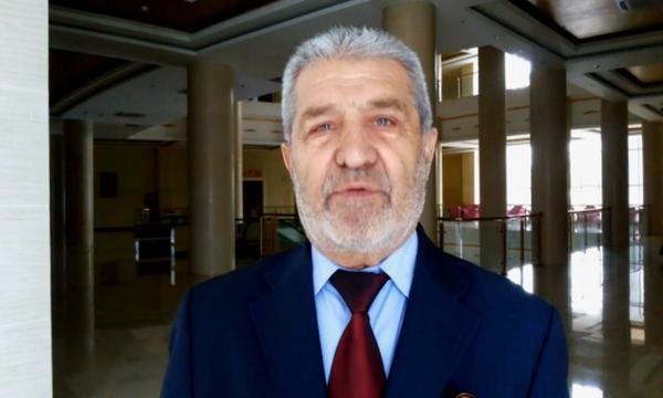 Абдулло Хабибов, соавтор книги Солдаты победы - Sputnik Таджикистан