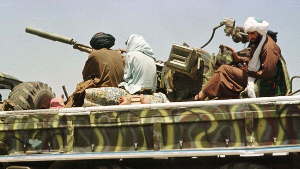 Боевики Талибан. Архивное фото - Sputnik Таджикистан