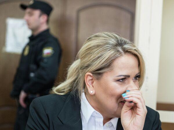 Оглашение приговора Евгении Васильевой - Sputnik Таджикистан