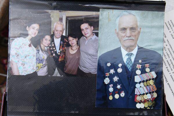 Из семейного фотоальбома Николая Голикова - Sputnik Таджикистан