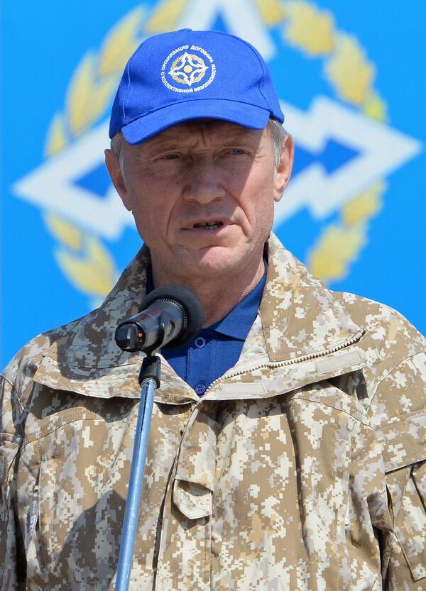 Николай Бордюжа. Архивное фото. - Sputnik Таджикистан