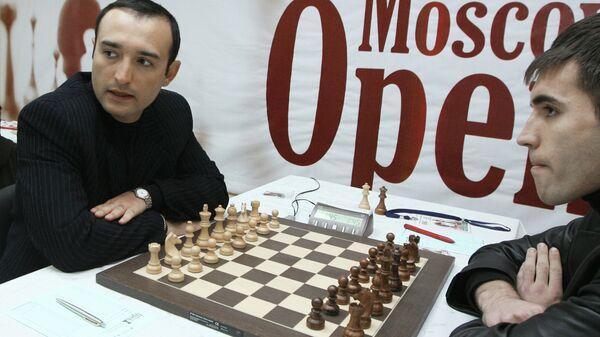 Шахматист Фаррух Амонатов. Архивное фото - Sputnik Таджикистан