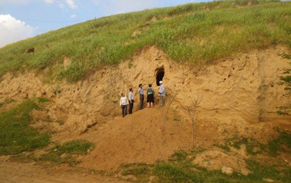 В Турсунзаде нашли печь времен Саманидов - Sputnik Таджикистан