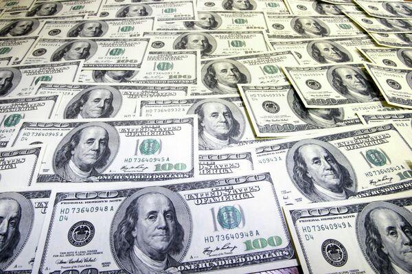 Доллары США. Архивное фото - Sputnik Таджикистан