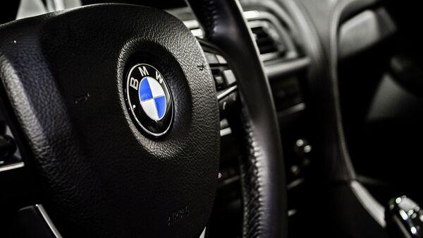 Автомашина марки BMW. Архивное фото - Sputnik Тоҷикистон