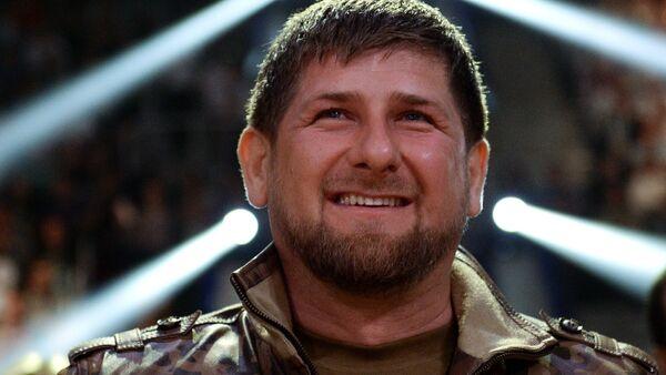Рамзан Кадыров, архивное фото - Sputnik Тоҷикистон