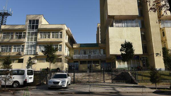 Филиал МГУ в Душанбе. Архивное фото - Sputnik Таджикистан