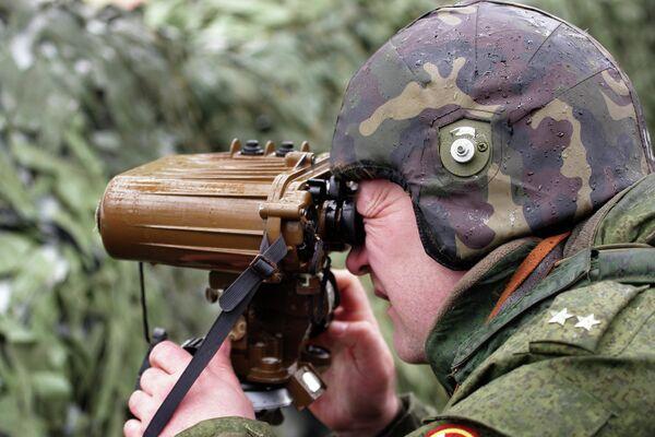 Военный. Архивное фото - Sputnik Таджикистан