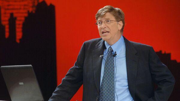 Билл Гейтс. Архивное фото  - Sputnik Таджикистан