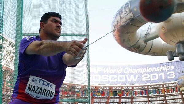 Дильшод Назаров. Архивное фото - Sputnik Таджикистан