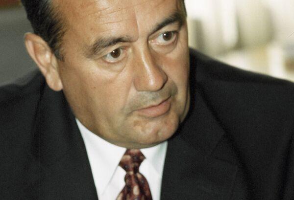 Амиркул Азимов. Архивное фото - Sputnik Таджикистан