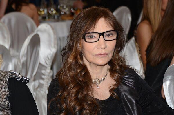 Астролог, целительница и актриса Джуна. Архивное фото - Sputnik Таджикистан