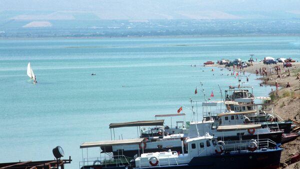 Кайраккумское водохранилище - Sputnik Таджикистан