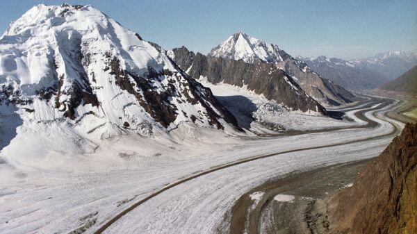 Ледник Федченко на Памире - Sputnik Таджикистан