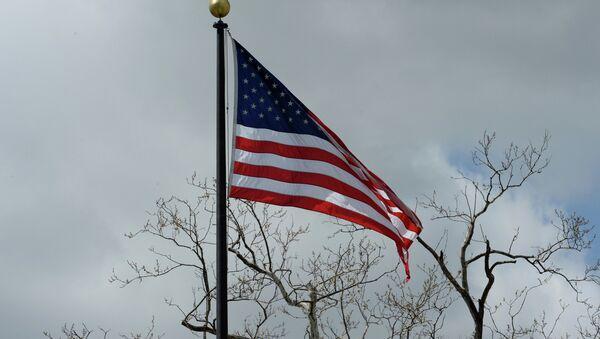 Флаг США, Архивное фото. - Sputnik Таджикистан