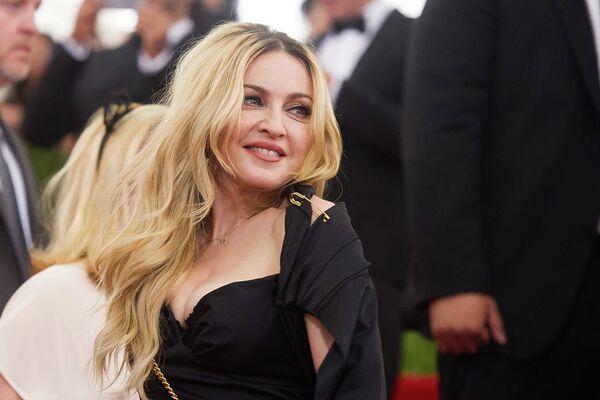 Певица Мадонна - Sputnik Таджикистан