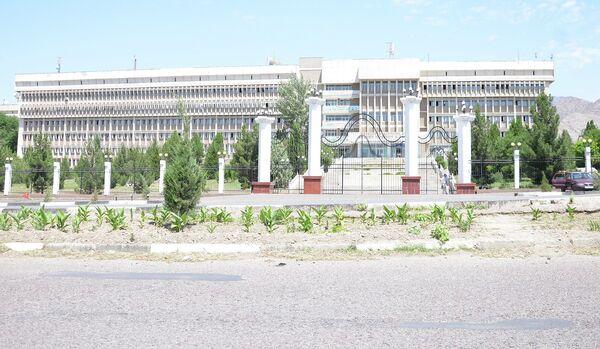 Худжандский госуниверситет. Архивное фото - Sputnik Таджикистан