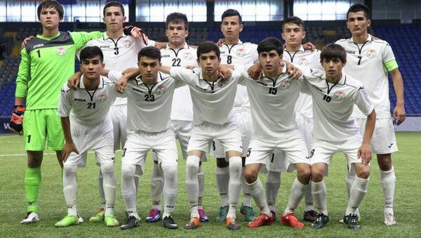 Юношеская сборная Таджикистана по футболу. Архивное фото - Sputnik Таджикистан