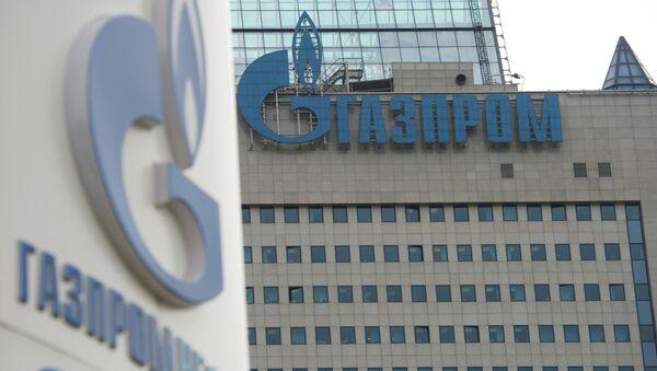 Здание Газпром. Архивное фото - Sputnik Таджикистан