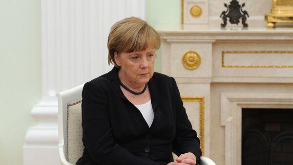 Канцлер Федеративной Республики Германия Ангела Меркель, архивное фото  - Sputnik Таджикистан